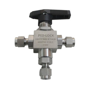 3pc High Pressure Ball Valve